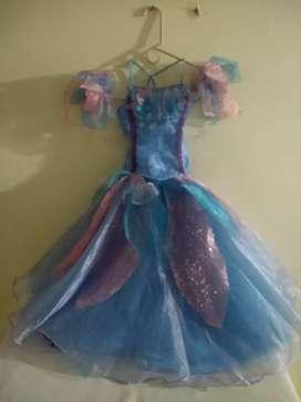 Disfraz de Barbie cisnes usado