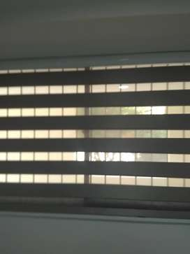 CORTINAS Y PERSIANAS SHEER DOBLE FUNCIONALIDAD