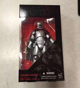 STAR WARS BLACK SERIES CAPITAN PHASMA 15 CM