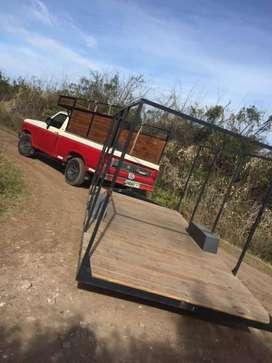 trailer grande 5 metros