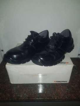 Zapatos De Seguridad Funcional Talle 45 - Usado