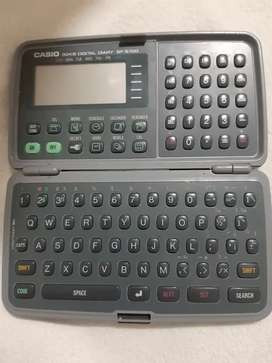 Calculadora antigua CASIO SF-5100