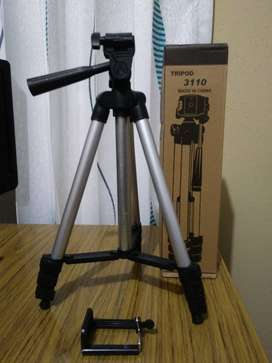 Tripode Para Celular 3110 y Camara Fotografica 102cm
