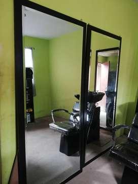 Espejos ideal para barbería o salón de belleza