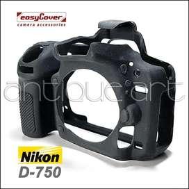 A64 Protector Silicona Nikon D750 Easycover Camera Armor New