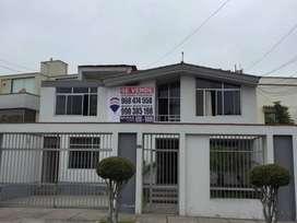 Vendo Amplia Casa de 312 m² en Miraflores
