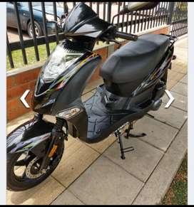 Vendo Moto kymco twist