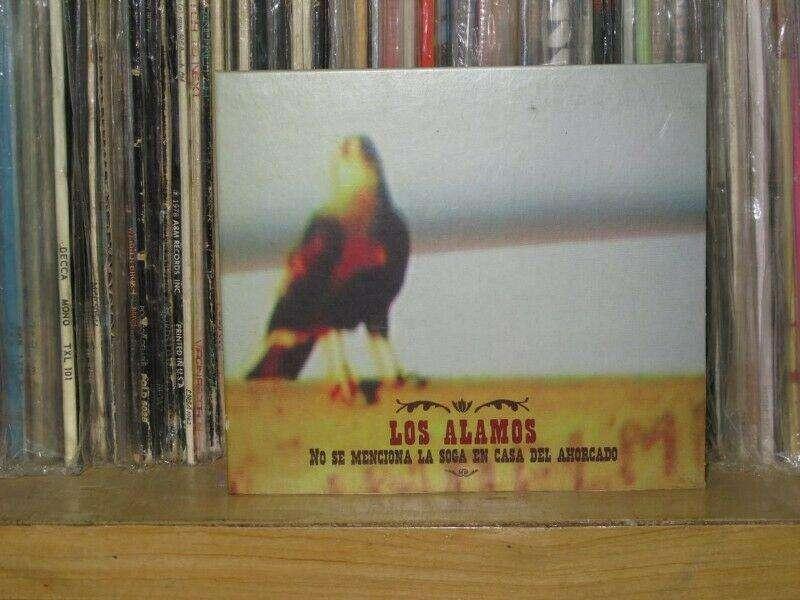 Los Alamos  No Se Menciona La Soga En La Casa Del Ahorcado  CD ARG 0