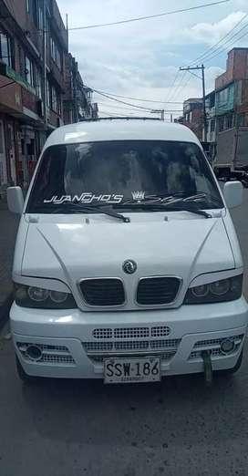 Camioneta dfm en perfecto estado
