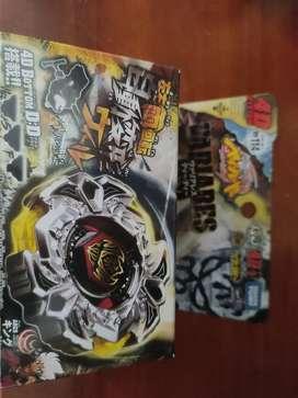 Beyblade metal Variares Takara Tomy