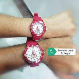 Relojes Del Deportes Tolima