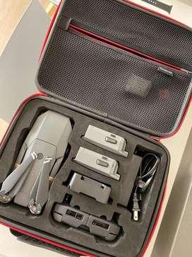 Drone dji Mavic Pro, memoria de 128gb, super completo, accesorios