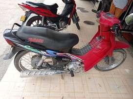 Moto cripton 110