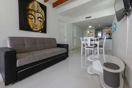 Alquilo apartamento en San Andres BAY POINY 403