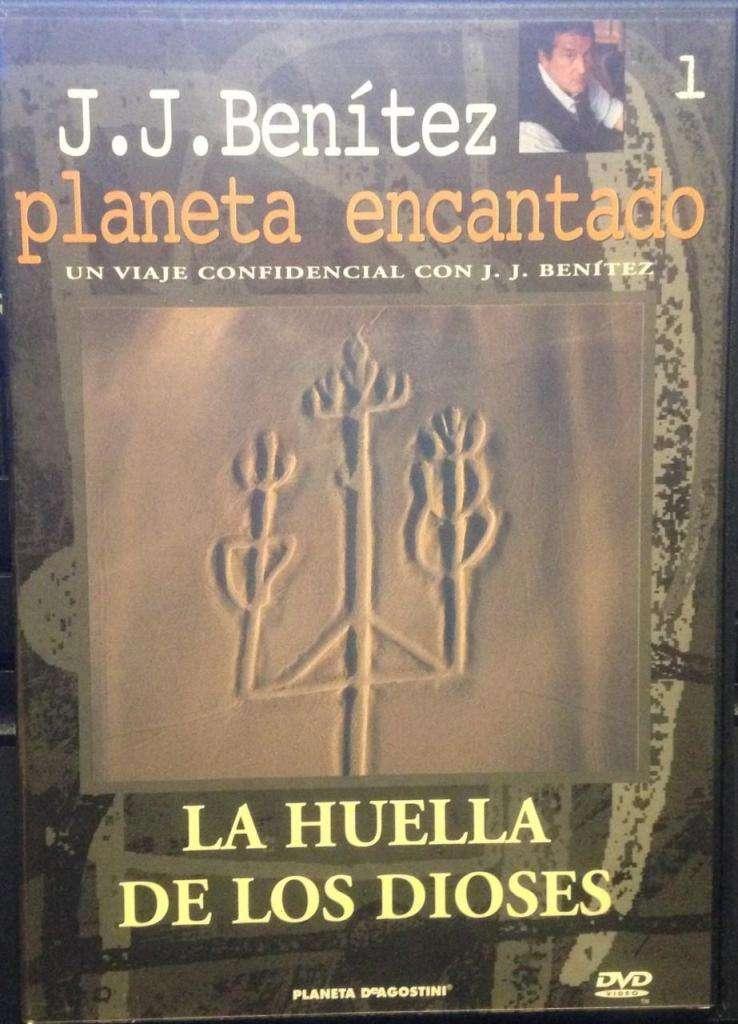 Planeta Encantado - Un Viaje Confidencial Con J.j.benitez 0