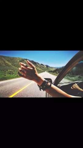 Tour de viajes en auto!
