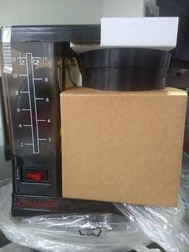 Cafetera Eléctrica Samurai NUEVA Coffe Master