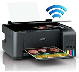 Impresora  ecotank l3150