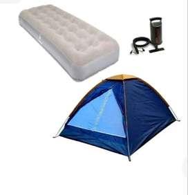 Equipo para camping