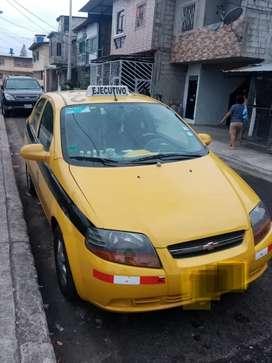Se vende taxi legal con placa de alquiler