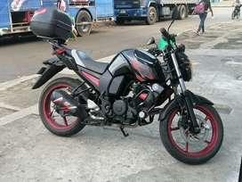 Fz 16 Yamaha 2010
