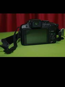 Cámara Semiprofesional Panasonic          LumixFz47  /Lente power  o.i.s/25mmWIDE