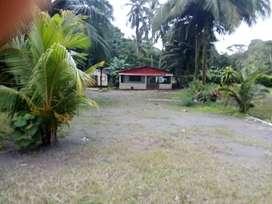 Casa y terreno