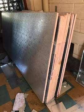 Láminas de piralu para ducteria de aire acondicionado precio
