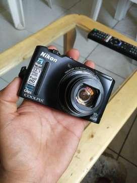 Remato Cámara digital Nikon Coolpix S8100