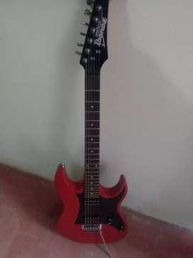Ocasión se vende una guitarra Ibanez gio
