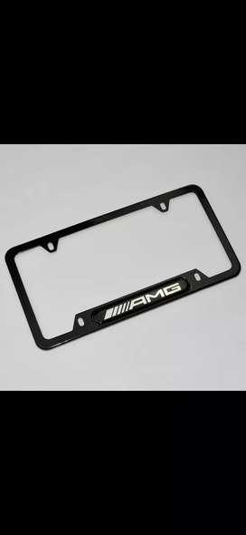 Porta placas portaplacas Mercedes benz Audi bmw