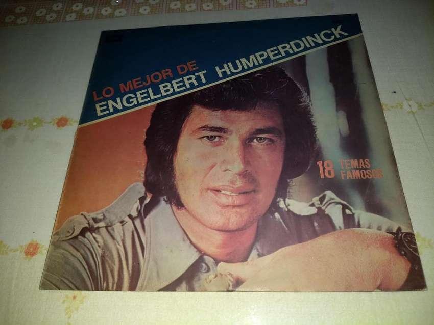 DISCO EN VINILO LP LO MEJOR DE ENGELBERT HUMPERDINCK 0