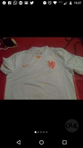 Camisa Nike Holanda Dry Fit