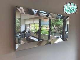 Elegante Espejo Decorativo