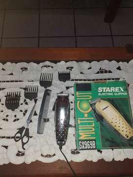 Cuchilla japonesa Starex multiusos para barbería o estética
