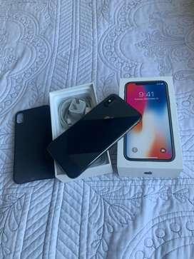 Iphone x  de 64 gb - Excelente estado
