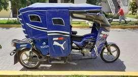 Busco chofer para mototaxi que tenga brevete y si es posible un paradero mejor