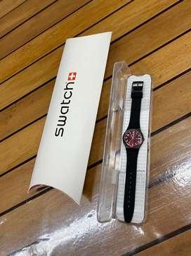 Reloj swatch original nuevo en caja