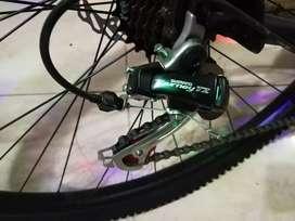 Remato bicicleta barata sin usar