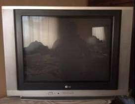 VENTA: TV 21P LG Pantalla Plana .Usado