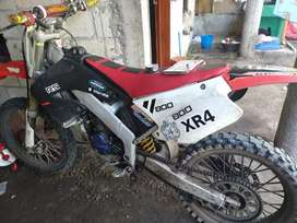Vendo Honda CR 125