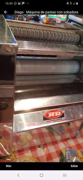 Máquina de pastas electrica