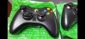 Control Xbox inalámbrico 360 original