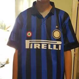 Casaca Inter Original Talle L