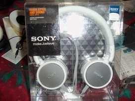 Auriculares Sony Make Believe Nuevos
