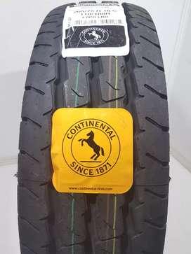 Neumático Continental 205/75R16 vancontact AP - Fiat Ducato - Renault Master - Peugeot Boxer