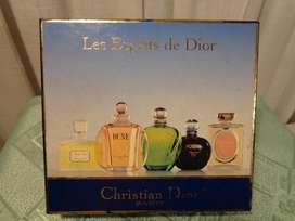 COFFREY DE 5 ESPIRITS DE PARFUM CHISTIAN DIOOR