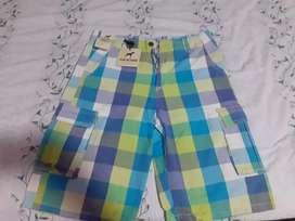 Vendo pantaloneta nueva