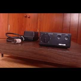 KEF ecualizador Activo Yamaha Bose marantz sansui polk Klipsch