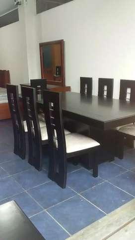 Muebles de madera para el hogar